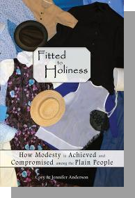 Fitted to Holiness: Modesty cover